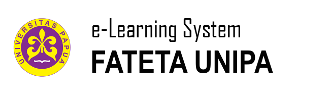 E-Learning Fateta UNIPA